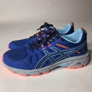 Asics Gel Venture Blue Training Sneakers Women's 7